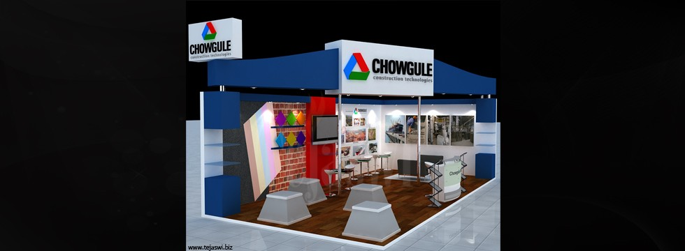 Exhibition Stall Pune : Exhibition stall design designer for
