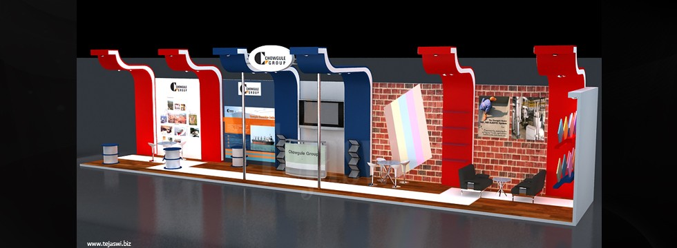 Exhibition Stall Design Gallery