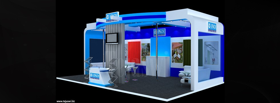 Exhibition Stall On Rent In Pune : Exhibition stall design designer for