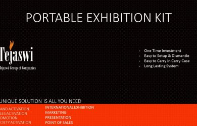Portable Exhibition Kit | Portable Exhibition Stand Catalogue
