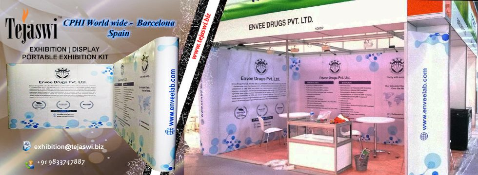 Exhibition Stall In Usa : Portable exhibition kit stall india