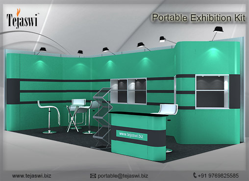 Portable Exhibition Kit Shop