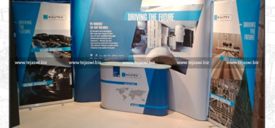 Portable customised Display Solution for Textron India